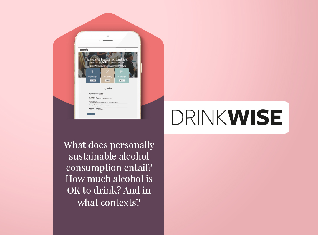 Drink Wise, infographic